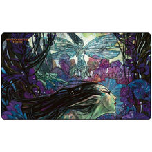 60*35cm Bitterblossom Magic Playmat Bitterblossom Play mat for Magic Board Game table mat(China)