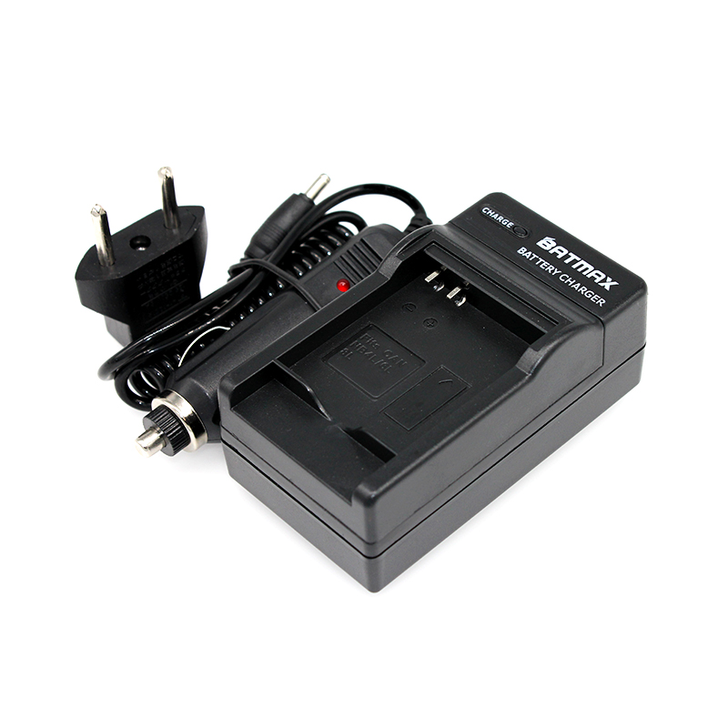 Batmax 1Pc NB-4L Single Digital Battery Charger For Canon PowerShot SD450 SD600 SD750 SD1000 SD1100 IS ELPH 100 300HS 130 IS 115