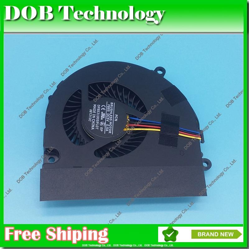 CPU Cooling Fan for Asus U41 U41J U41JF U41E U41SV laptop cpu cooling fan cooler KSB06105HB DFS531005PL0T FB85 FA79 4PINS laptop cooler cpu cooling fan for asus x501 x501a cpu fan ksb0705hb ca1b dc5v 4pin ef75070s1 c000 s99