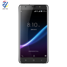 Blackview R6 3 г WCDMA/4 г LTE Мобильного Телефона 1 г + 16 г/3 г + 32 г Android 7.0/6.0 5.5 HD MTK6737T quad-core 8.0MP/13.0MP 3000 мАч сотовый телефон