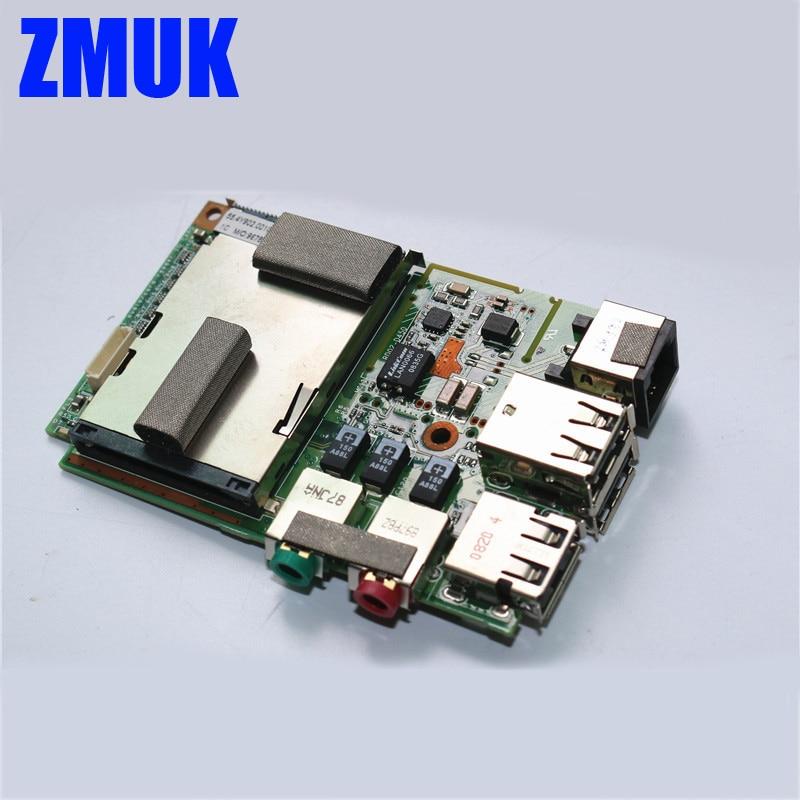 Original I/O Board(Card reader board/USB/Audio board) For Thinkpad W700 W700DS Series,P/N 55.4Y902.001 (100101) team up 3 sb reader with audio cd