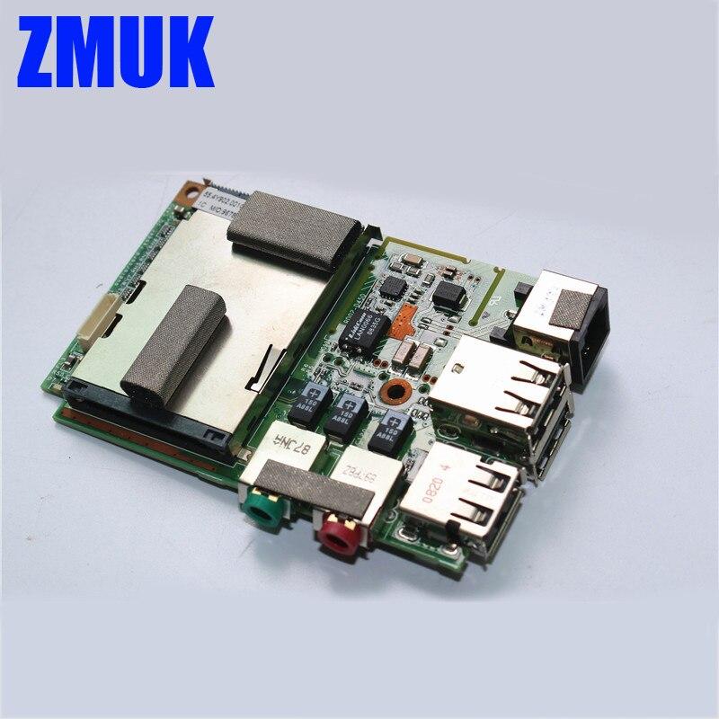 Original I/O Board(Card reader board/USB/Audio board) For Thinkpad W700 W700DS Series,P/N 55.4Y902.001 (100101) o p i o i 15ml ds reserve ds027