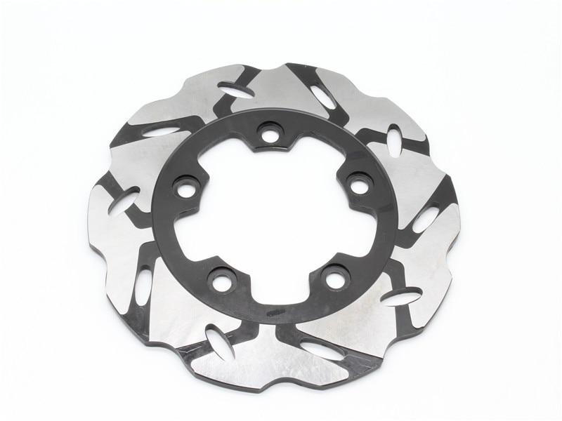 Мотоцикл заднего тормозного диска ротора подходит для s u z u Ki GSX Inazuma 1200 1999-2002 GSX R hayabusa 1300 1999-2007 01 02 03 04 05 06