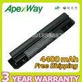 Apexway 6 сотовый 11.1 В 4400 мАч Аккумулятор для Ноутбука Dell Vostro 1220 1220n 0F116N N887N P649N F116N K031N