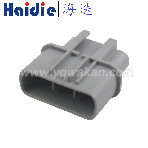 Free Shipping 5sets QLW 250 3Pin Power Cord Male Left Slot Wiring Harness Connector Of QLW-A-3F-GR Grey Color