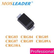Mosleader S FLAT 3000 pièces CRG03 CRG04 CRG05 CRG07 CRG09 CRG09A CRG10A SOD123 Fabriqué en Chine de Haute qualité