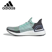 Original Authentic Adidas ULTRABOOST 19 Men and Women Running Shoes Classic Brea
