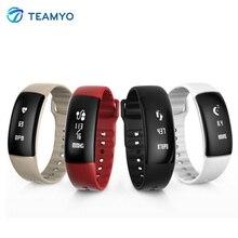 Teamyo A69 Камера Smart Band Фитнес трекер Часы Приборы для измерения артериального давления Фитнес браслет трекер Новый монитор сердечного ритма браслет