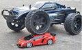 Nova Alta Qualidade 1/10 2.4G 4WD Short-Course RC Carro de Controle Remoto Modelo de Carro Veículo de Brinquedo