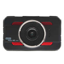 "Buy online New 3"" Full HD 1080P Car DVR Video Camera Recorder Dashboard Dash Cam G-sensor Futural Digital Drop SHhipping AUGG5"