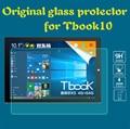 "SUPERIOR de Cristal Templado de Cine Para Teclast Tbook10 10.1 ""PC, Anti-shatter Protector de Pantalla LCD de Cine Para Teclast Tbook 10 UNID"