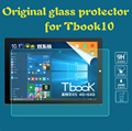 "TOP Premium Tempered Glass Film For Teclast Tbook10 10.1"" PC,Anti-shatter Screen Protector LCD Film For Teclast Tbook 10 PC"