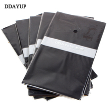 5pcs/pack Black Gilding Envelope Nice gift For Post Card/letter Paper Bus/tower/telephone Booth/tower Bridge 4 Styles