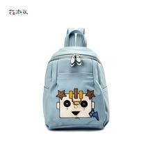 Лидер продаж Для женщин рюкзак высокое качество PU мультфильм рюкзак для отдыха простая сумка моды ранцы C1