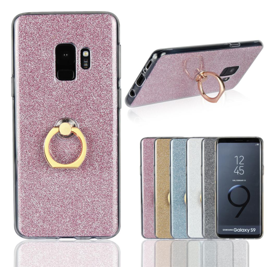 For Samsung Galaxy C5 C7 C9 Pro C7000 J7 Max Case Cover Silicone Peonia Electroplating Transparent Ultrathin 2017 Emaffie S9 Plus S8 S7 Edge S6 S5 S4 Mini I9192 On