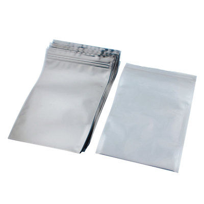 20pcs Reclosable Semitransparent Anti-Static Ziplock Bags 13cmx18cm