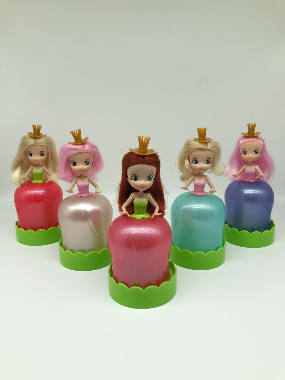 Flower Fairy Princess lovely big eye deformable fragrance Doll Girl family toys