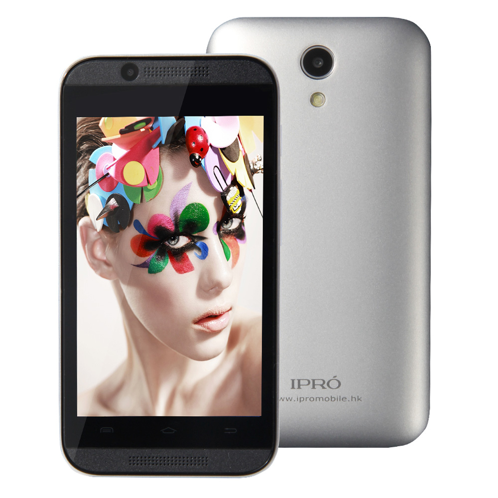Ipro Original MTK6572 Dual Core 4.0 Pulgadas Smartphone Celular Android 4.4 Abri