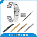 16mm 18mm 20mm 22mm Stainless Steel Watch Band for CK Calvin Klein Wrist Strap Stainless Steel Lock Buckle Link Bracelet + Tools