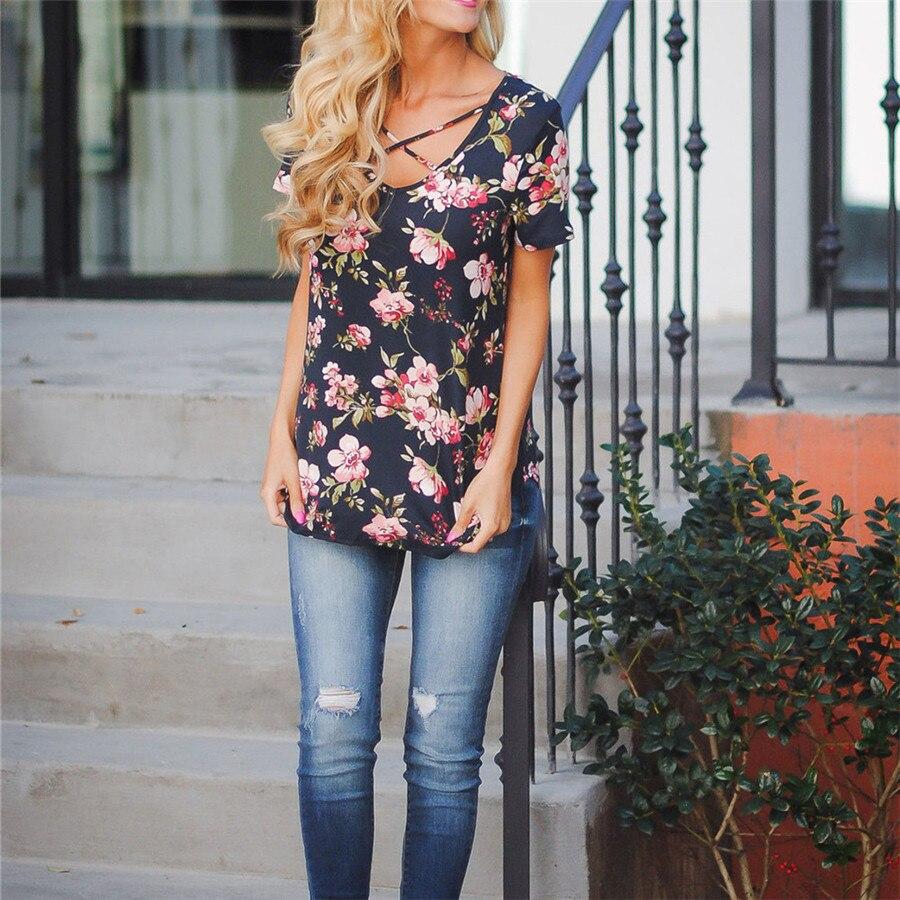 Léto 2019 tričko dámské Loose s krátkým rukávem dámské tričko tisk Plus velikost ženy Tees Tops dámské legrační trička 5XL