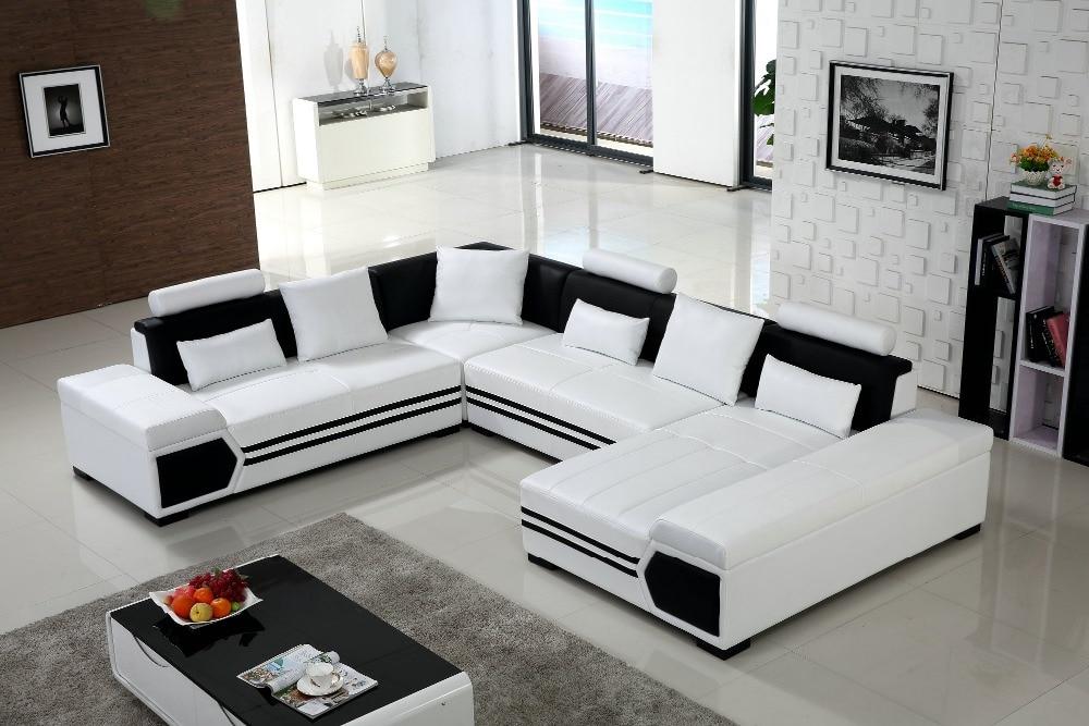 Ikea Couch Sofa Sectional Manstad Alex Sofalvi U Shaped Bed ...