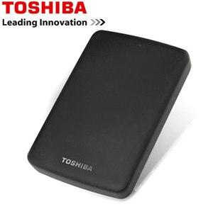 Image 1 - Toshiba דיסק קשיח נייד 1 TB 2 TB 3TB 4 TB HDD חיצוני כונן קשיח 1 TB 2 TB 4 TB דיסקו Duro HD Externo USB3.0 HDD 2.5 כונן קשיח