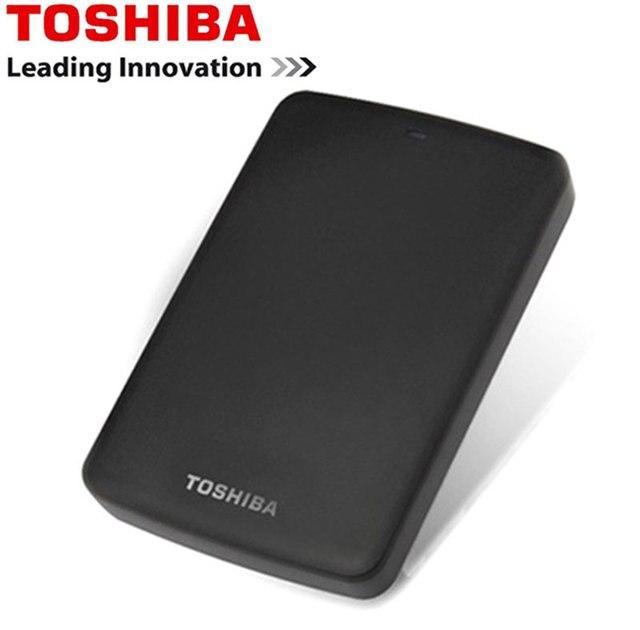 Toshiba דיסק קשיח נייד 1 TB 2 TB 3TB 4 TB HDD חיצוני כונן קשיח 1 TB 2 TB 4 TB דיסקו Duro HD Externo USB3.0 HDD 2.5 כונן קשיח