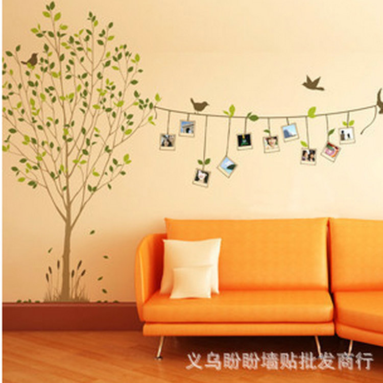 Memory Trees Removable Wall Sticker Decal Diy Home Decor
