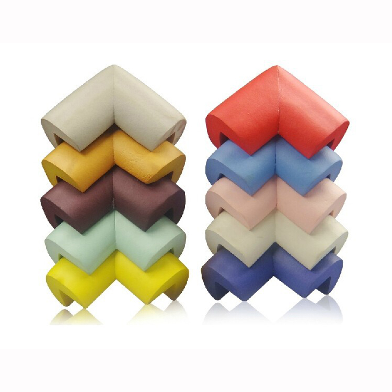 4pcs Kids Safety Desk Table Edge Hollow Out Cushion Cover Protector Corner Guard