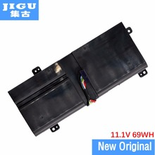 JIGU 08X70T 8X70T G05YJ GO5YJ Y3PN0 Original laptop Battery For DELL Alienware 14 14D 14X A14 M14 M14X ALW14D(China)