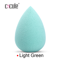 Cocute 1pc Makeup Foundation Sponge Makeup Cosmetic puff Flawless Powder Smooth Beauty Cosmetic make up sponge beauty tools