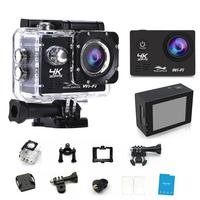Wifi Action Camera Ultra HD 4K 30fps 16MP 170D 1080P Sport Camera Mini DVR 30M Go Waterproof Pro cam Extreme Sports Video Camera