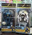 "Free Shipping NECA 2pcs/set Movie Pacific Rim Action Figure Jaeger Gipsy Danger & Tacit Ronin 7"" Collection Model Toy"