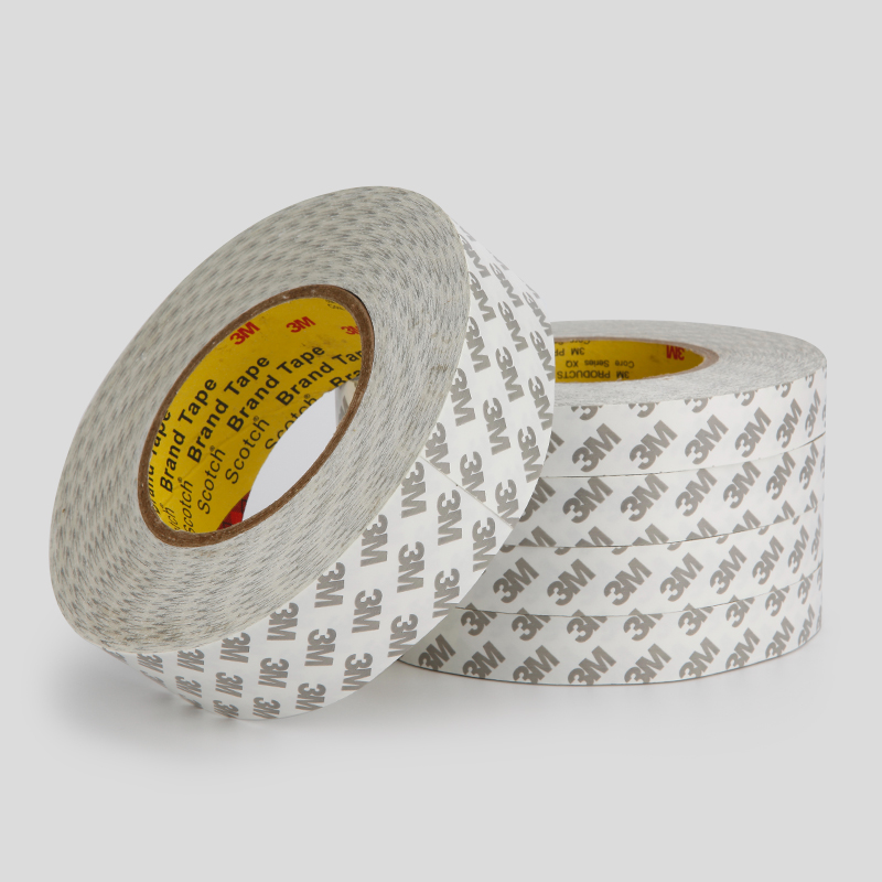 50M *1mm-10mm Strong Sticky Double Sided Adhesive Tape 2mm-10mm 50m Length For Home Hardware