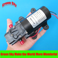 Free Shipping!! 15W High Pressure 1.5L/min. DC 12v water pump high pressure