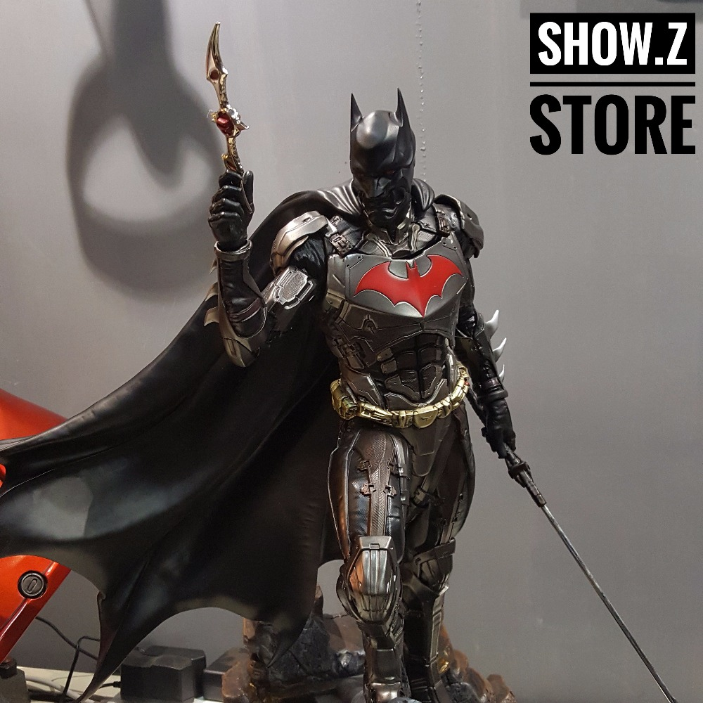 [Show.Z Store] [In Stock] Batman 1:4 Full Body Statue with Extra eapon and Amor managing the store