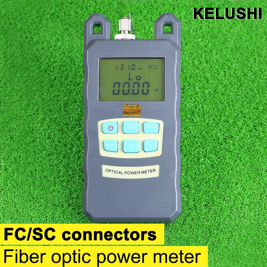 KELUSHI 새로운 정밀 광섬유 파워 미터 테스터 일곱 - 통신 장비 - 사진 6