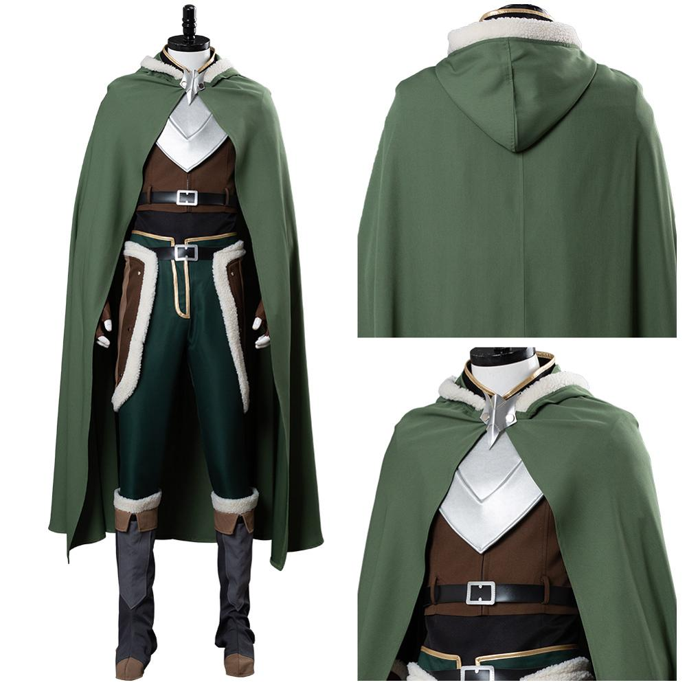 The Rising Of The Shield Hero Iwatani Naofumi Cosplay Costume Adult Wmen Men Halloween Carnival Costumes
