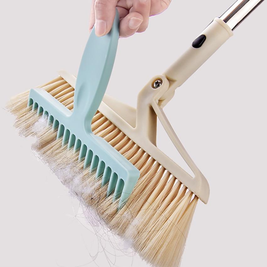 1 Pza Cepillo De Limpieza De Alcantarillado Para El Cabello, Escoba, Cepillos De Limpieza Para El Hogar