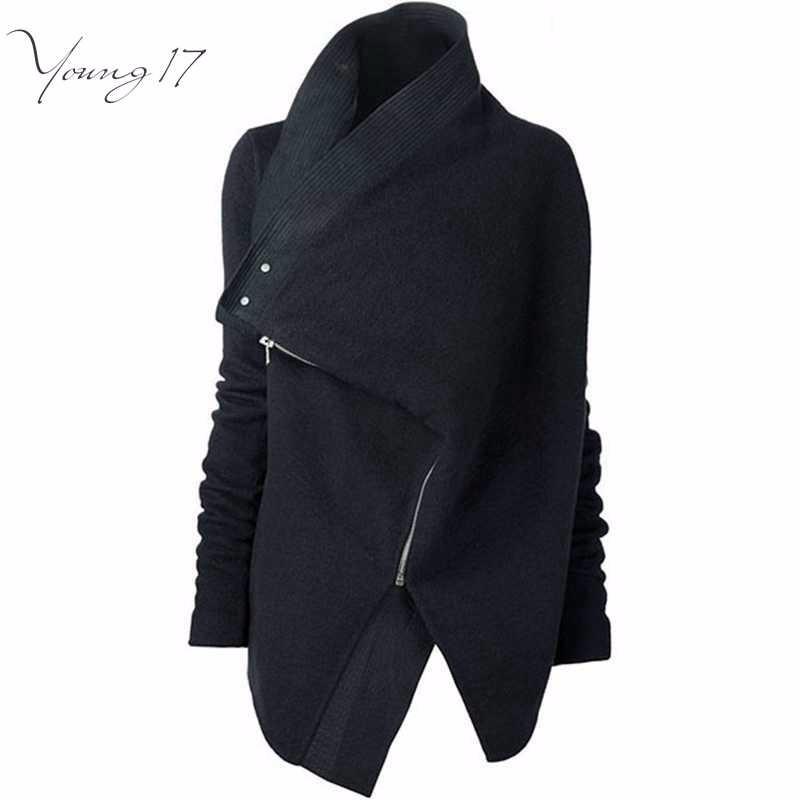 Winter black jacket 1