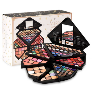 Image 1 - New Brand Diamond Case makeup kit,Fashion cosmetics set,Beauty gift,Grooming powder Concealer,Magic Eyebrow, Charming eyeshadow