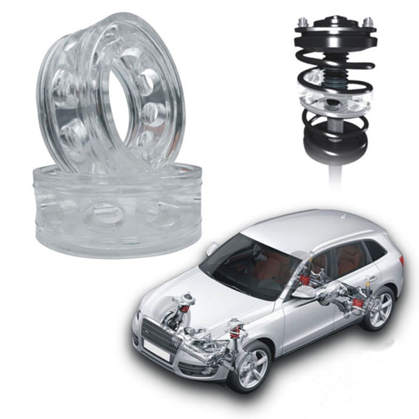 2 Pcs   Lot D-Type Car Auto Shock Absorber Spring Bumper Power Cushion Buffer Special High Quality