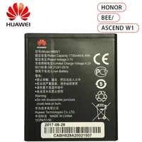 100% nueva Alta Calidad HB5V1HV HB5V1 1730mAh batería para Huawei Honor Bee Y541 Y5C Y541-U02 y560-U02 baterías de 4,5 pulgadas