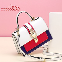 цены 2019 New Pattern Korean Fashion Hit Color Handbag Single Shoulder Messenger Woman Package luxury handbags women bags designer