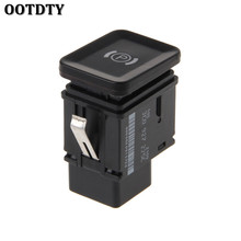 OOTDTY Electronic Brake Button Handbrake Parking Switch For VW Passat B6 C6 CC G1CG