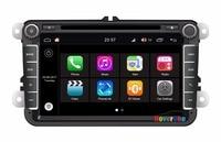 For VW Golf Plus MK4 MK5 EOS Passat B6 B7 CC Jetta Caddy Autoradio DVD Automotivo Car Radio Bluetooth Navigation Backup Camera
