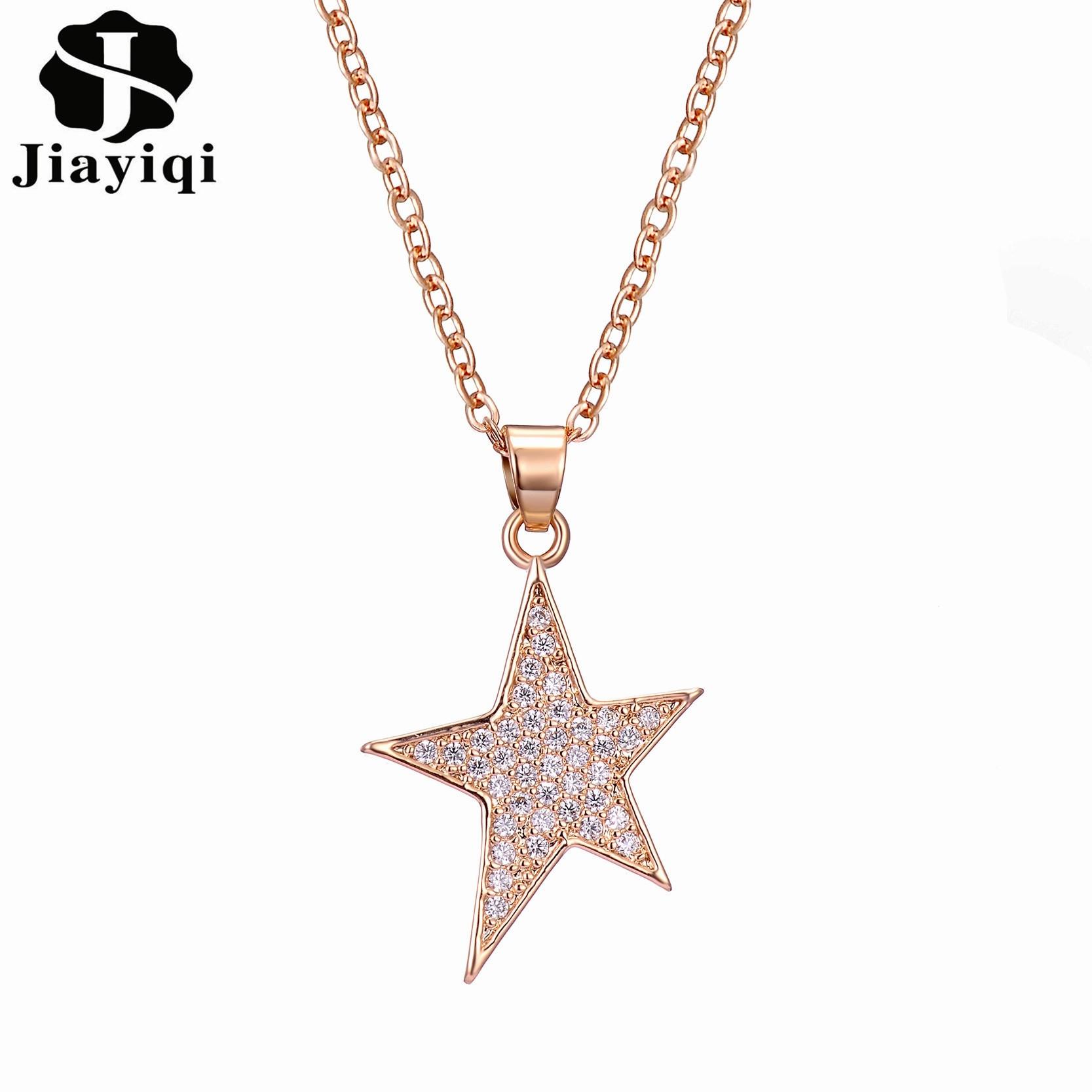 line Get Cheap Rose Gold Pendant Star Aliexpress