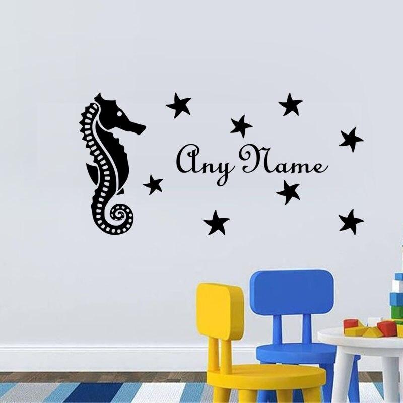 Adhesive Wall Art popular seahorse wall art-buy cheap seahorse wall art lots from