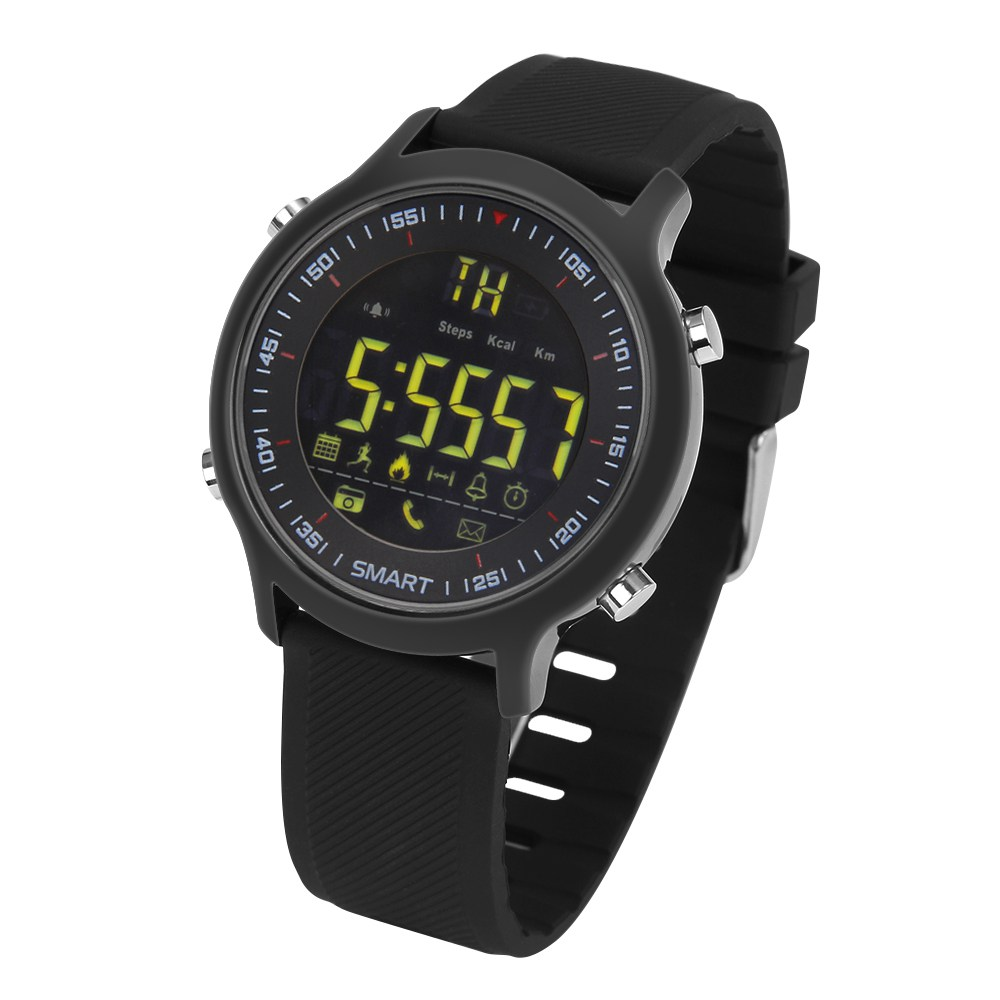 Y6 Smart Watch Waterproof IP68 or 5ATM Passometer Message Ultra long Standby Outdoor Swimming Sport Smartwatch