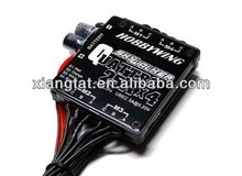 HOBBYWING Brushless ESC 4in1 25A x 4 ESC Speed Controller Skywalker Quattro Throttle Hub for Copter l